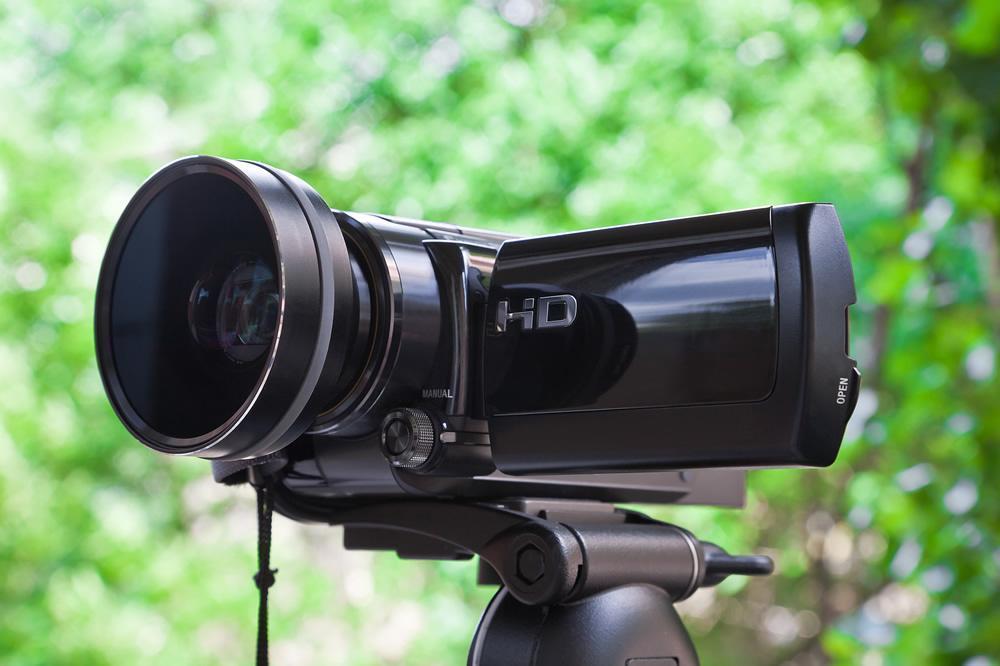 1080p Video Cameras: A History