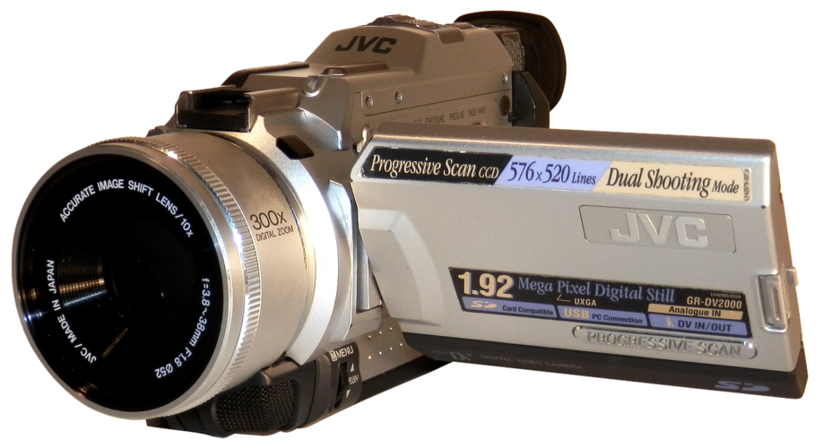 Digital video camera basics