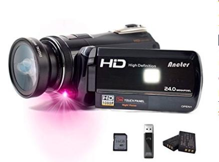 best night vision camcorder