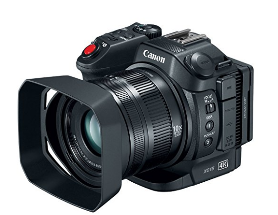 Canon XC15 Review – Detailed