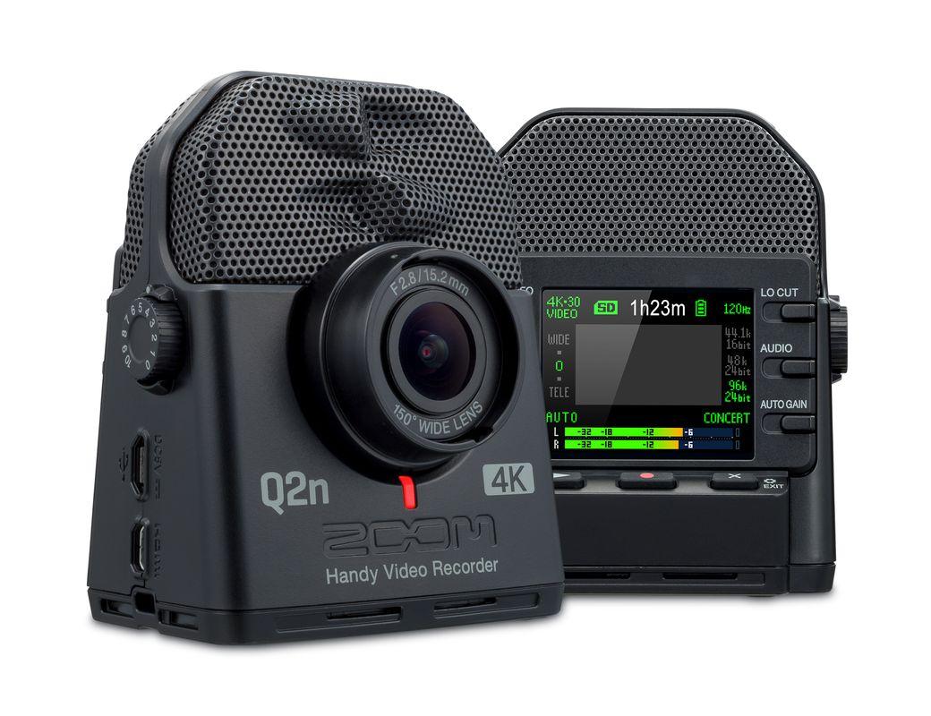 Zoom Q2n-4k review