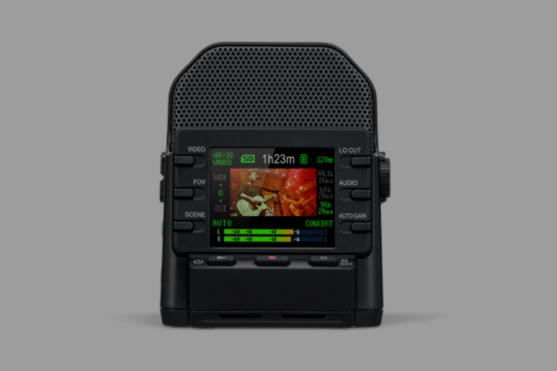 best video recorder for musician