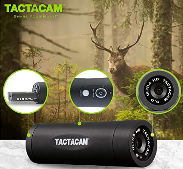 best hunting action camera